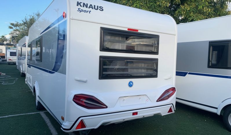 Knaus Sport 540FDK Silver Selection lleno